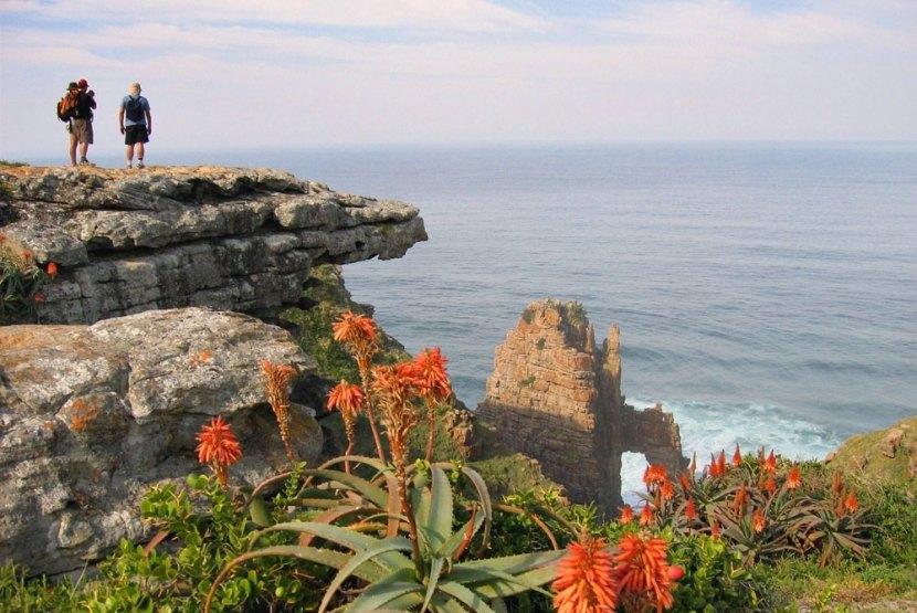 Cathedral rock wild coast hike