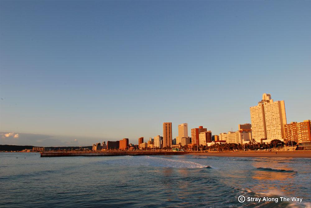 Durban Golden Mile kwazulu-natal