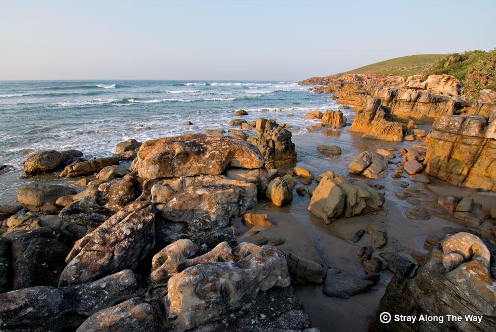 msikaba coastline wild coast