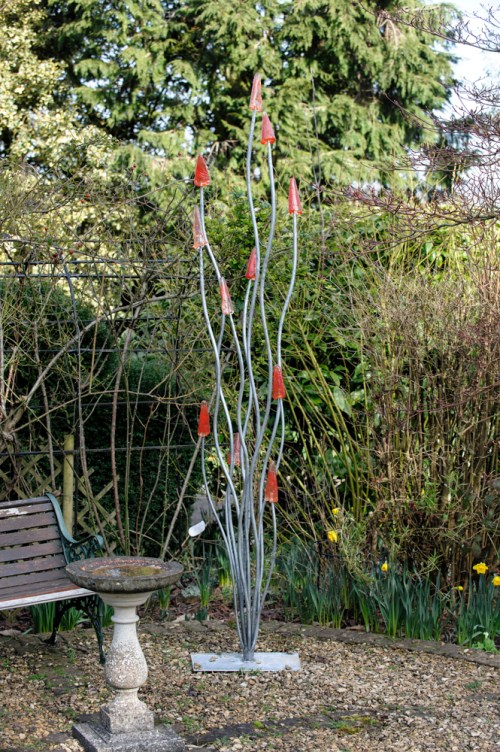 Garden Sculpture- Glass