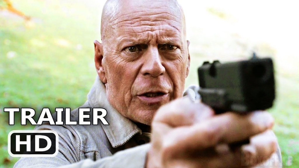 OUT OF DEATH Trailer (2021) Bruce Willis
