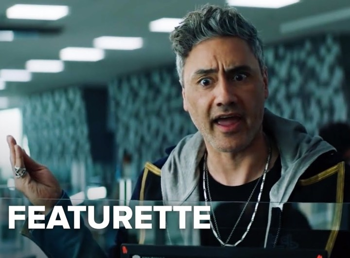 Free Guy Featurette - Taika's World (2021) | Movieclips Trailers
