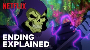 Masters of the Universe: Revelation ENDING EXPLAINED with Kevin Smith | Netflix Geeked