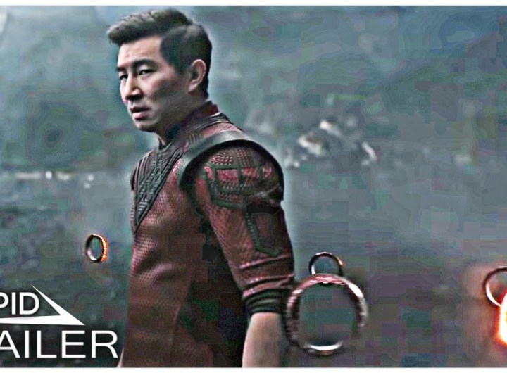 SHANG-CHI AND THE LEGEND OF THE TEN RINGS Official Trailer 3 (2021) Marvel Movie HD