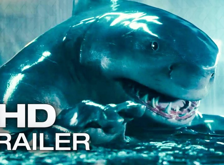 """THE SUICIDE SQUAD """"King Shark"""" Extended Trailer (2021)"""