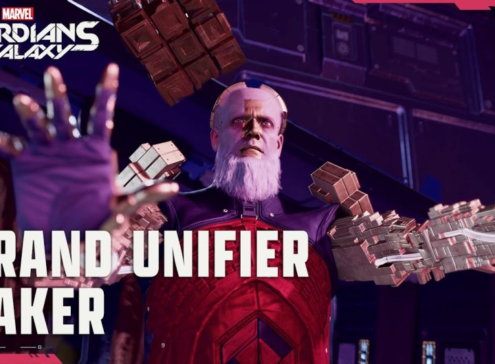 Marvel's Guardians of the Galaxy   Grand Unifier Raker Cinematic