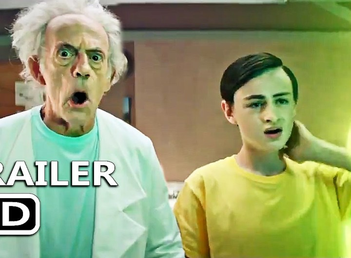 RICK AND MORTY LIVE ACTION Teaser Trailer (2021)