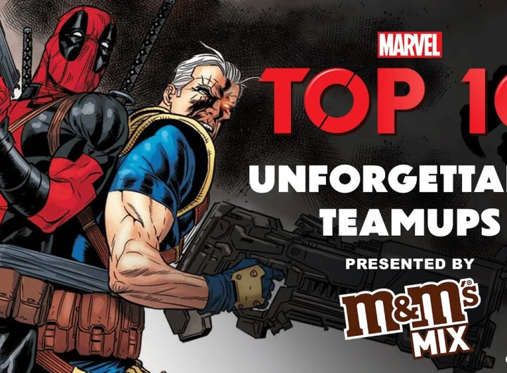 Who is the BEST Marvel Team-up?   Top 10