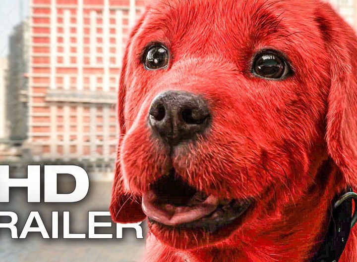CLIFFORD THE BIG RED DOG Trailer 2 (2021)
