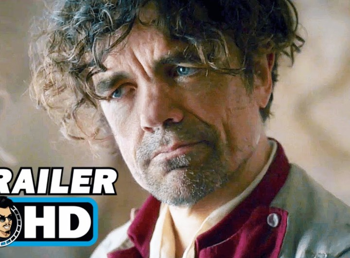 CYRANO - Official Trailer (2021) Peter Dinklage