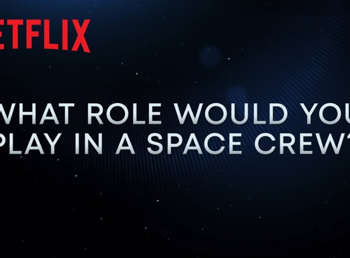 Countdown: Inspiration4 Mission To Space   What Role Would You Play In A Space Crew?   Netflix