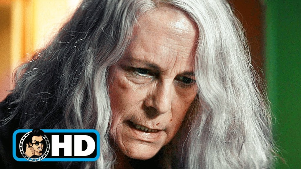 """HALLOWEEN KILLS Clip - """"I'm The One That Needs To Kill It"""" (2021) Jamie Lee Curtis"""