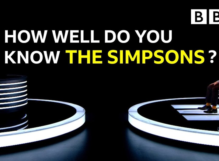 How many of these 'The Simpsons' questions can you get right? | Mastermind - BBC