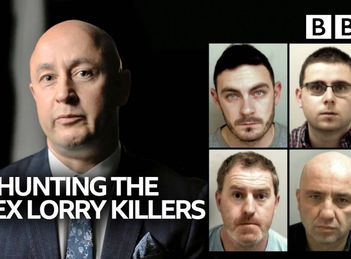 How police pursued one of Britain's biggest ever murder investigations...