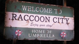 RESIDENT EVIL WELCOME TO RACCOON CITY Origin Trailer (2021)