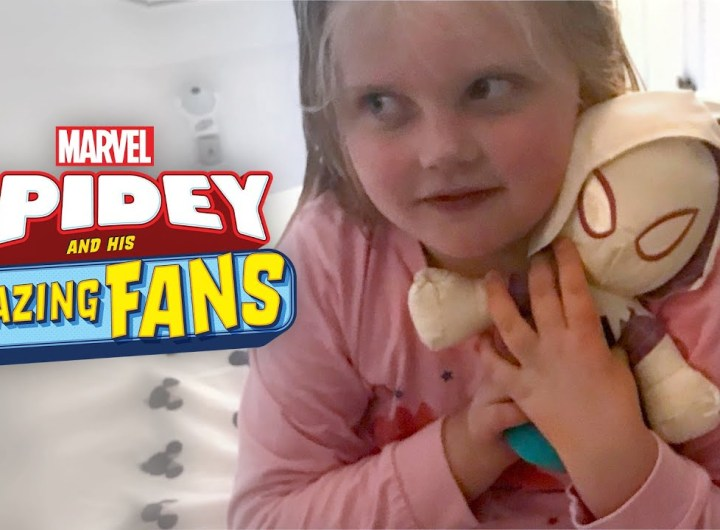 Spidey and His Amazing Fans: 'She's Definitely My Hero'