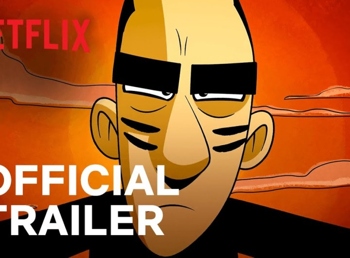 Tear Along The Dotted Line | Official Trailer | Netflix