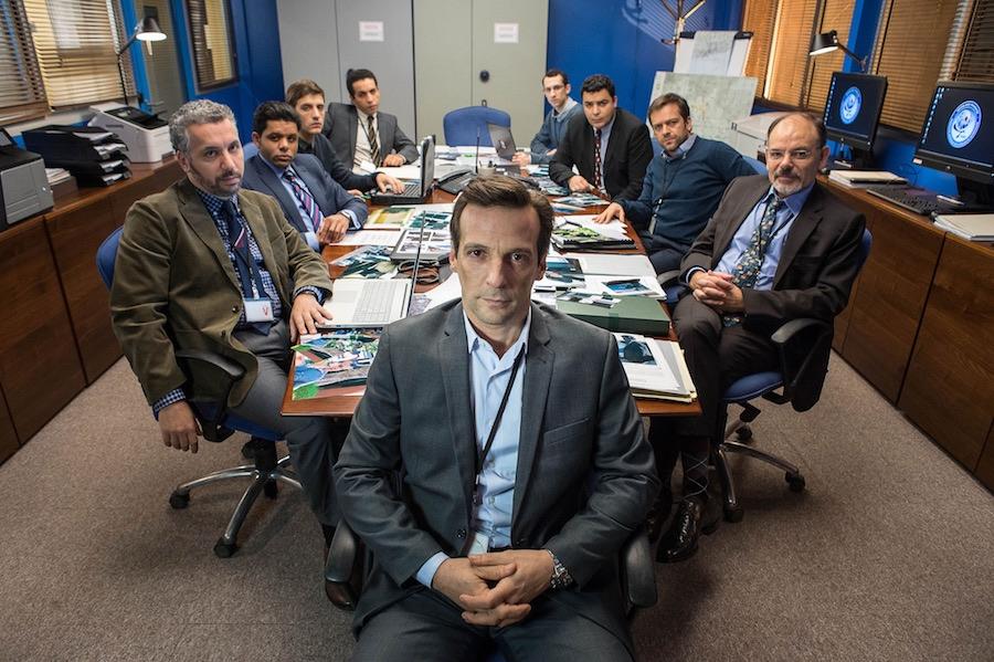 The Bureau stars Matthieu Kassovitz