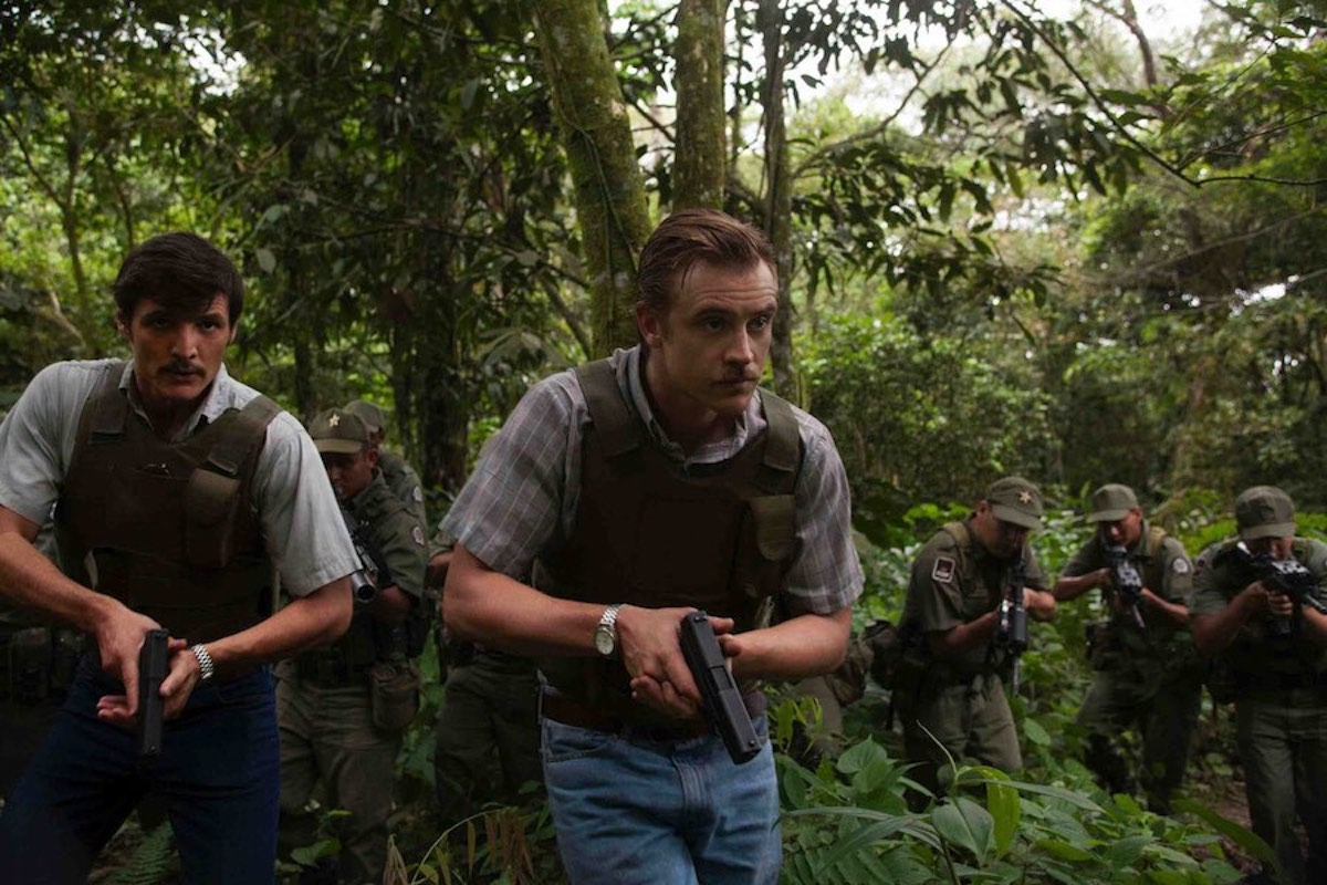 "NARCOS S01E03 ""The Men of Always"""