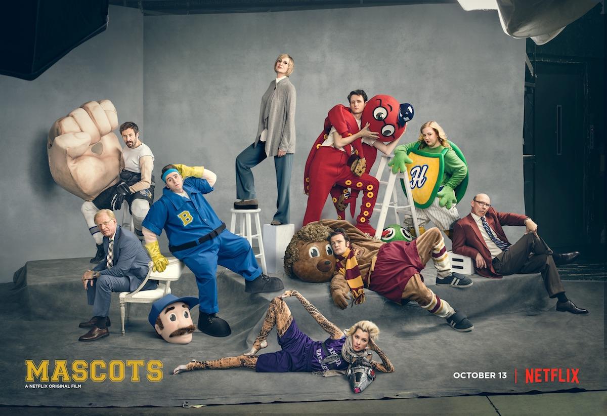 Mascots_netflix