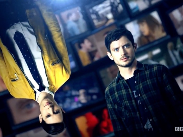 Dirk Gently's Holistic Detective Agency will arrive on Netflix next month