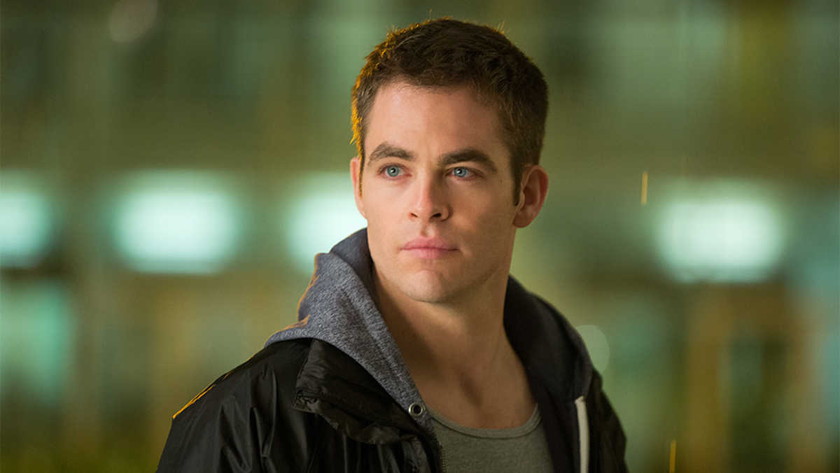 The character was most recently played by Chris Pine in Shadow Recruit.