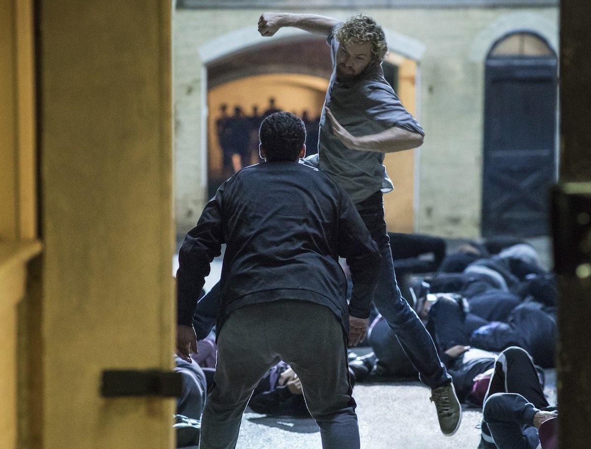 Marvel's Iron Fist. Image: Marvel/Netflix