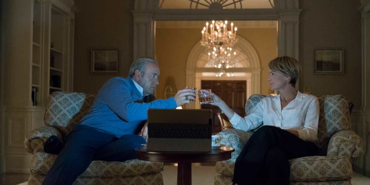House of Cards – Netflix releases new season 5 images