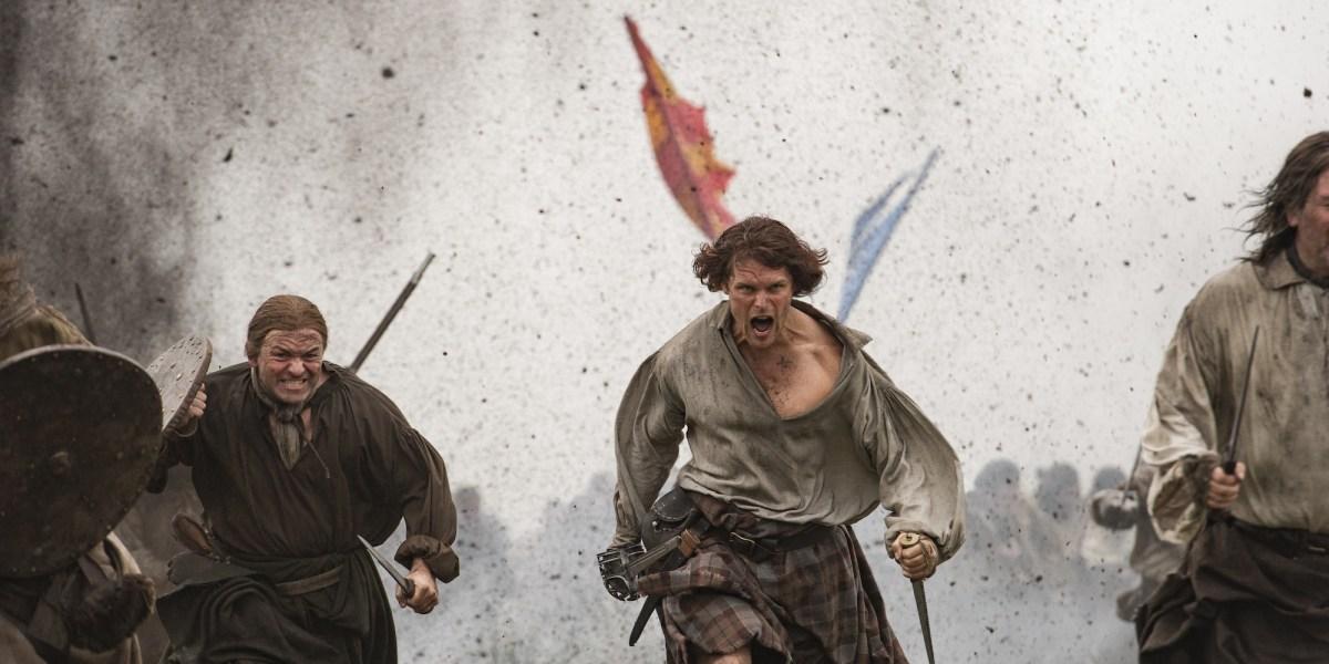 Amazon Prime Video confirms Outlander Season three airdate