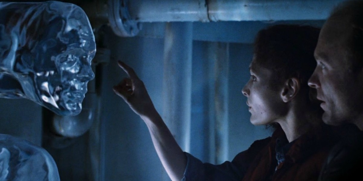 James Cameron's The Abyss is now streaming on Netflix UK