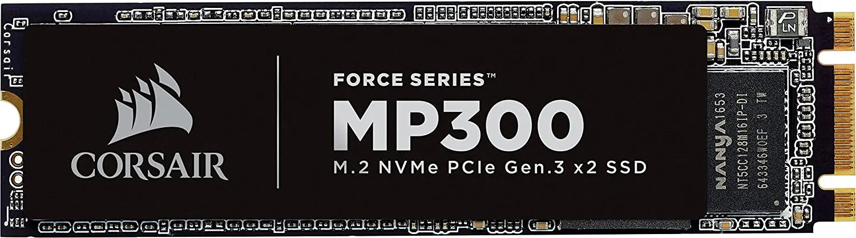 corsair force series mp300 m.2 ssd image