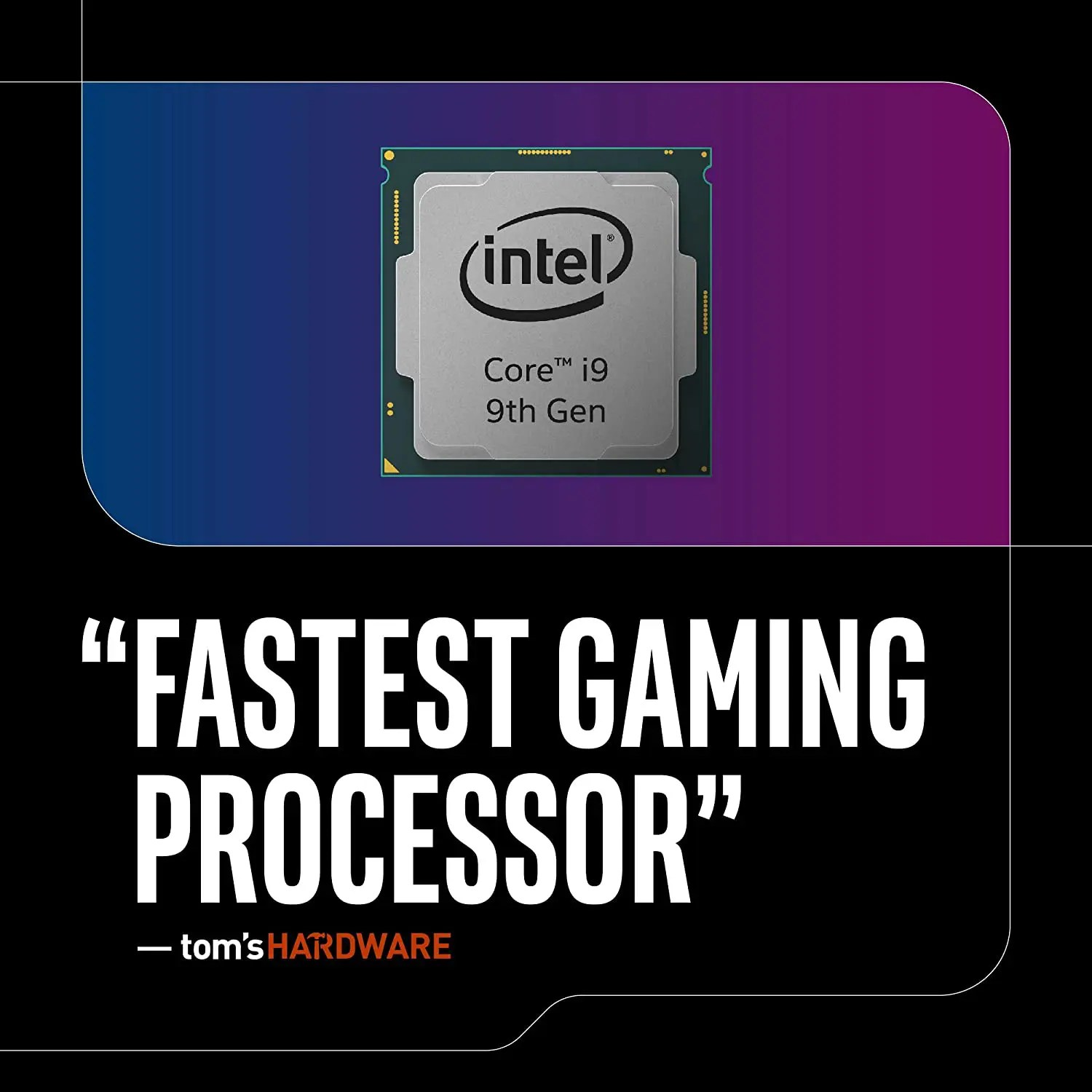 fastest gaming processor image