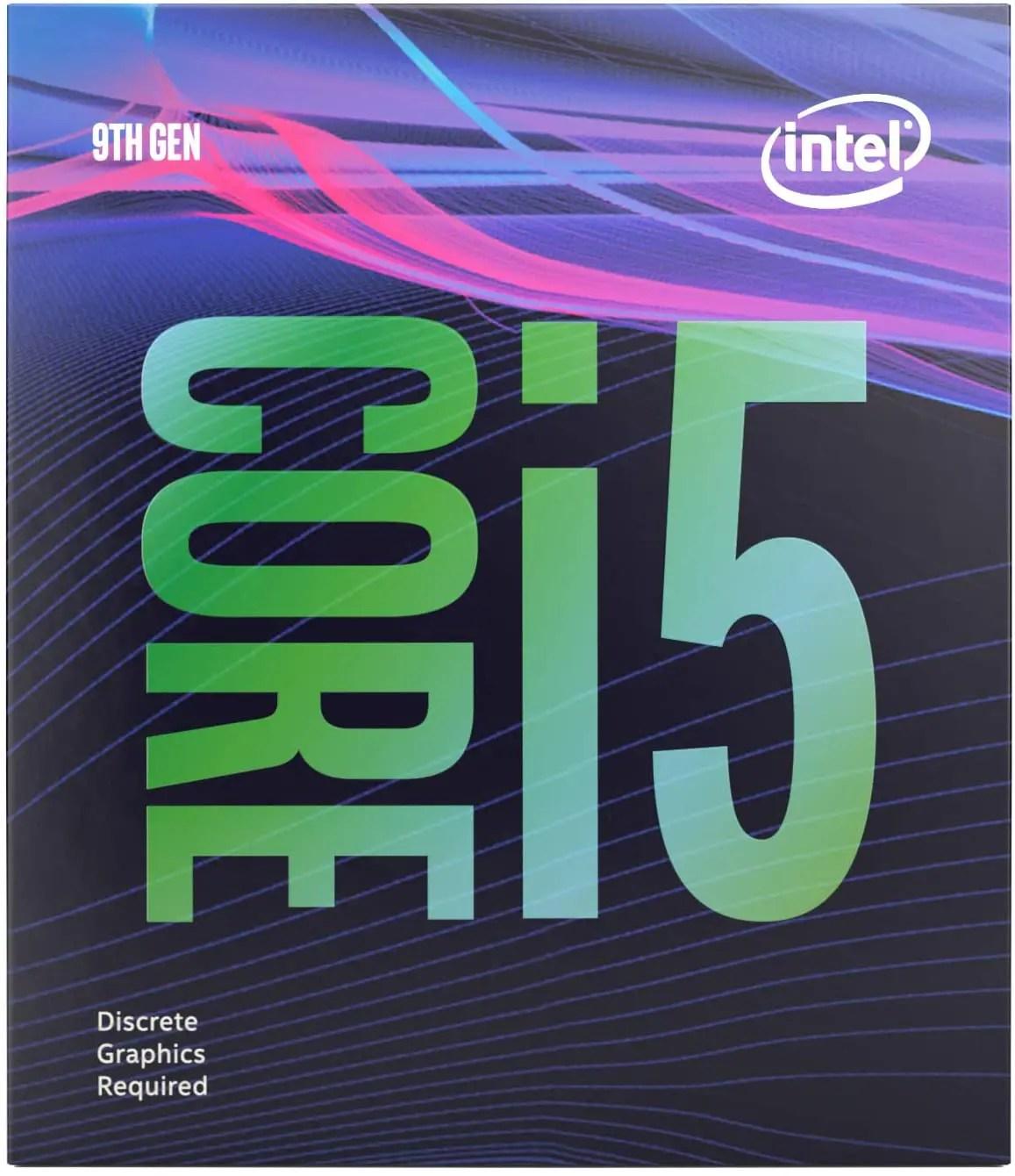 intel core i5 9400f image