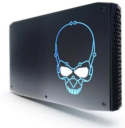 intel nuc 8 performance g kit image