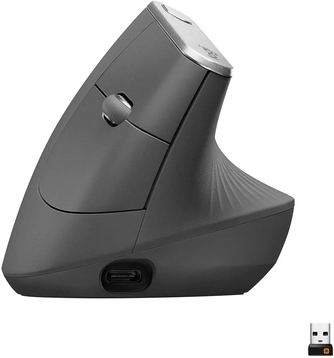 logitech mx vertical wireless mouse image