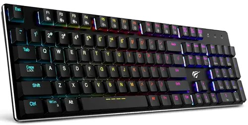 Havit Extra Thin Gaming Mechanical Keyboard