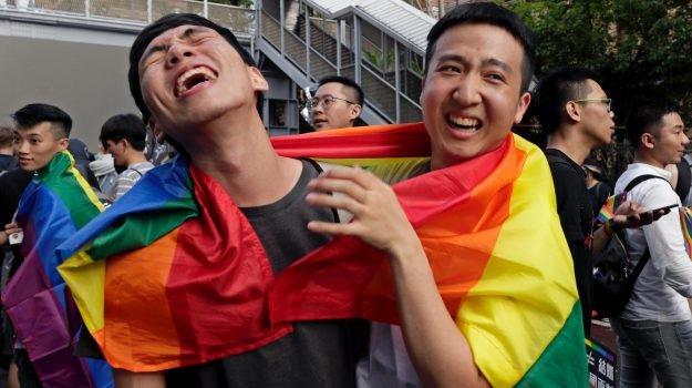Taiwan Nozze Gay
