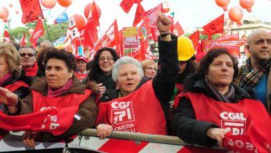 Photo of Manifestazione pensionati: «Non siamo un bancomat»