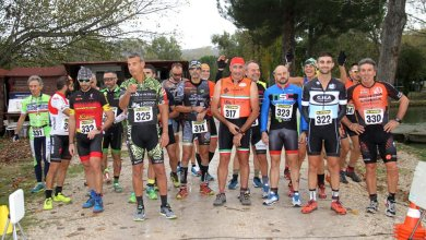 Photo of A Chieti Scalo in archivio il Duathlon Cross-Laghi Teaterno, campionato regionale Uisp Abruzzo e Molise