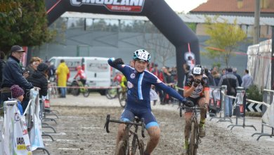 """Photo of Memorial Giancarlo Ceccacci: ciclocross """"show"""" per i giovani abruzzesi sui prati di Pianello d'Ostra"""