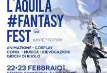 Photo of Sabato e domenica al C.C. L'AQUILONE, si terrà la V edizione di L'Aquila Fantasy Fest Winter, la rassegna cittadina dedicata al mondo fantasy, games e cosplay.