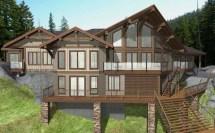 6 Log Home And Timber Frame Floor Plans Streamline