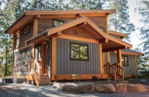 Small Frame Log Homes Joy Studio Design