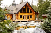 Log & Timber Frame Homes Cost Streamline Design