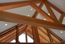 Pender Harbour Timber Frame Home Streamline Design