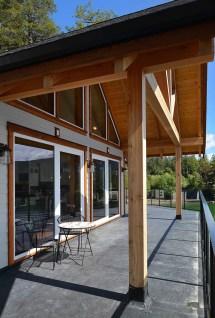 Pender Harbour Timber Frame Design Streamline