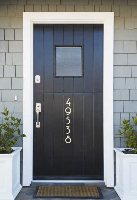Vinyl Numbers and Lettering For Your Mailbox Home or Apartment Doors