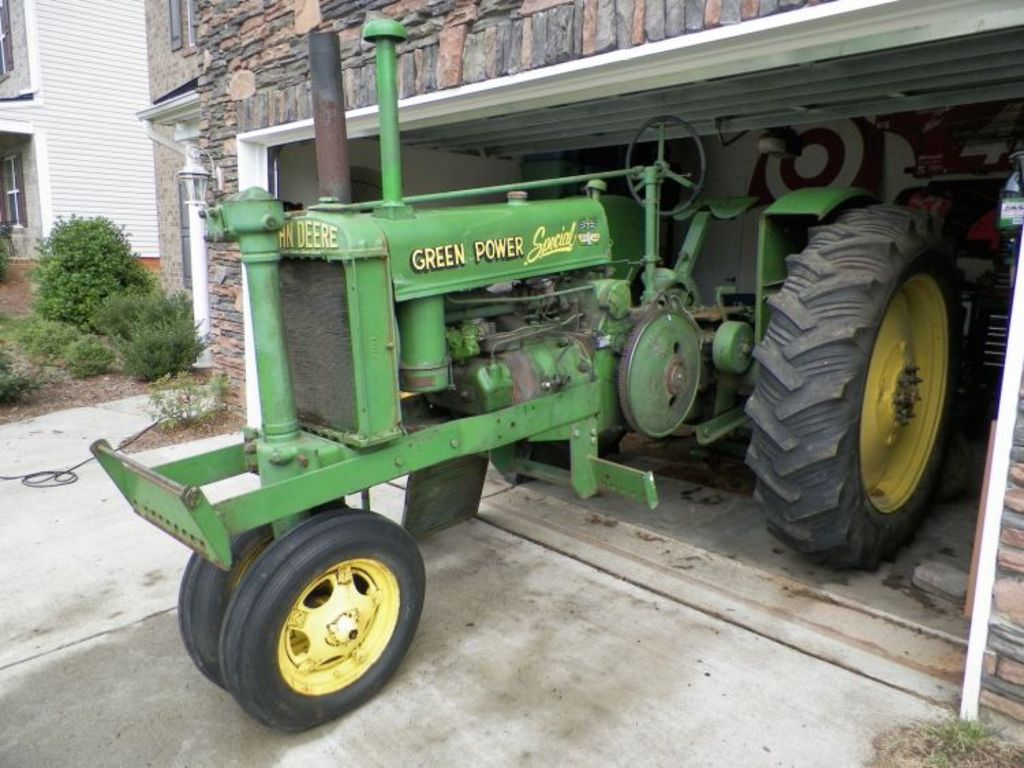 john deere g tractor for sale 3 way switch wiring diagram power at light armstrong auction featured thumbnail