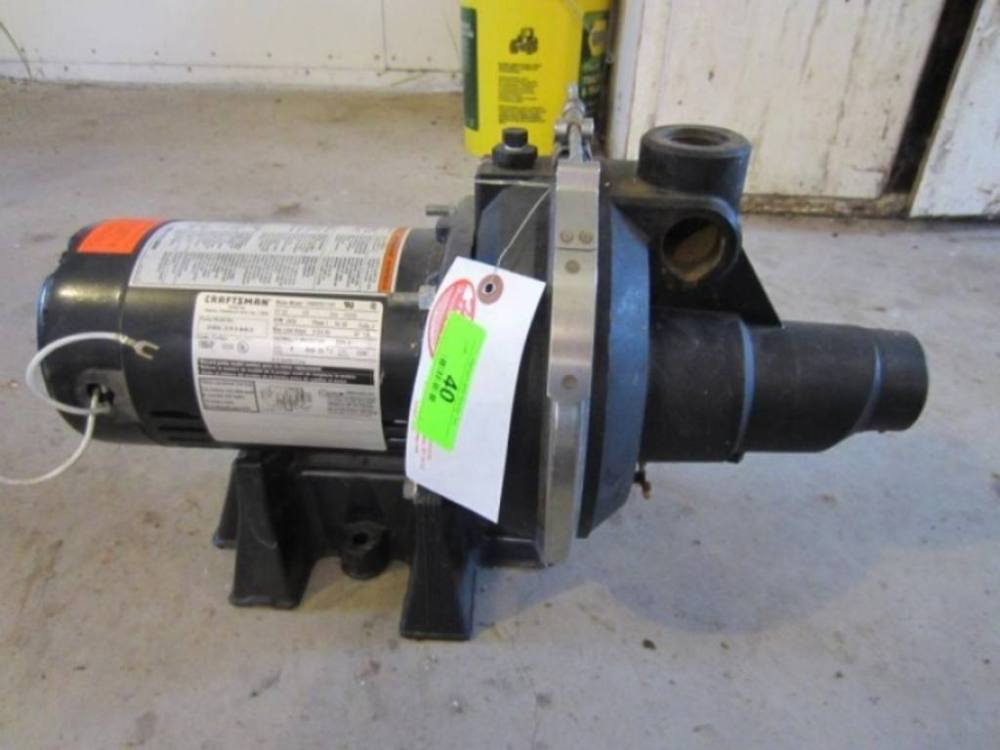 medium resolution of craftsman shallow well jet pump pictures