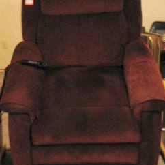 La Z Boy Lift Chair Parts Bar Stool Tops Recliner With Massager